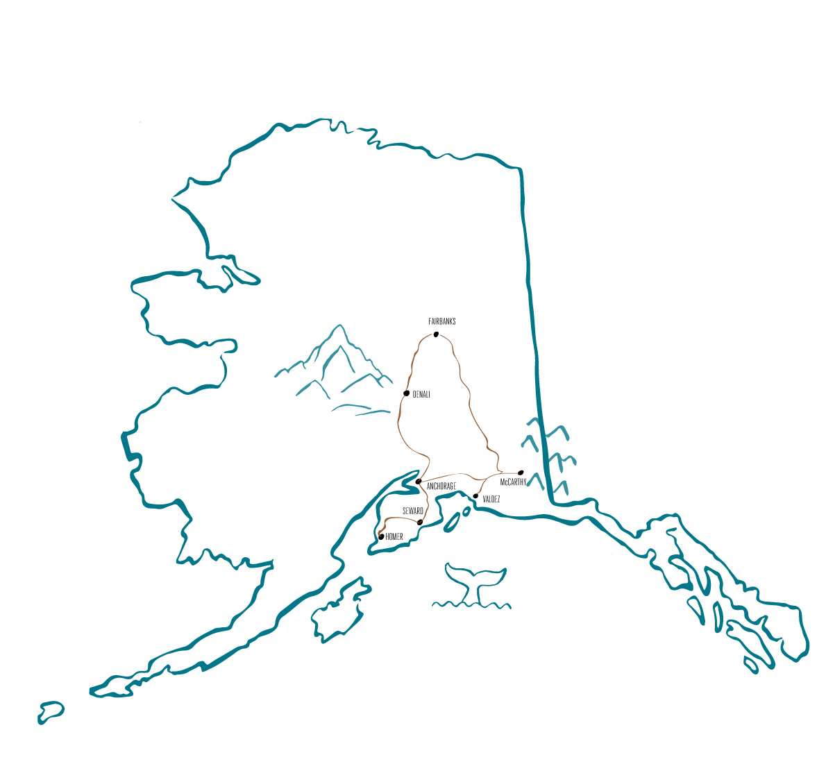Alaska Grand Explorer