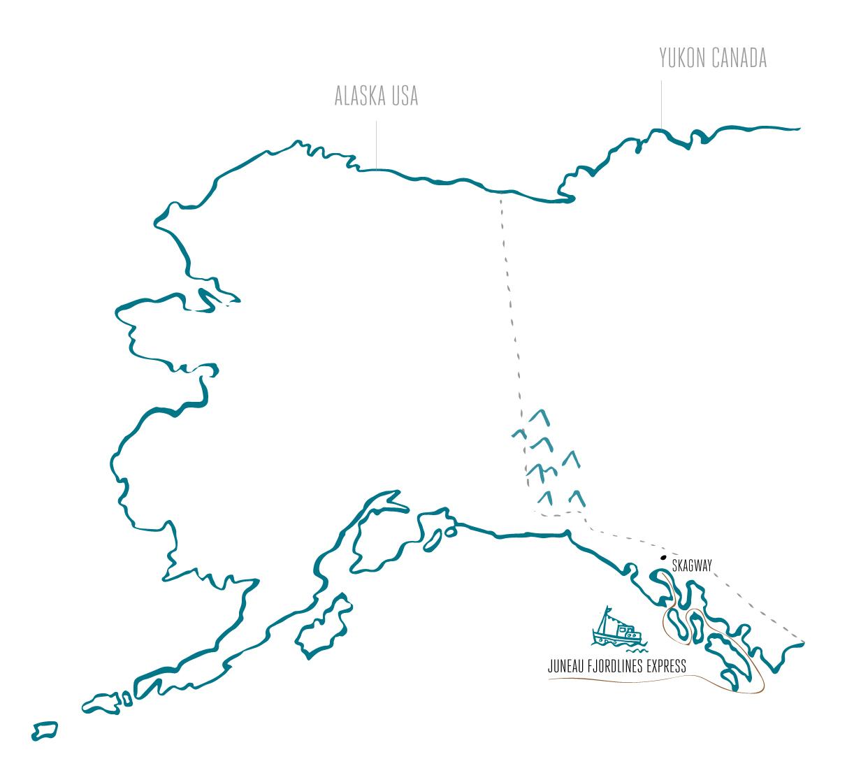 Juneau Fjordlines Express
