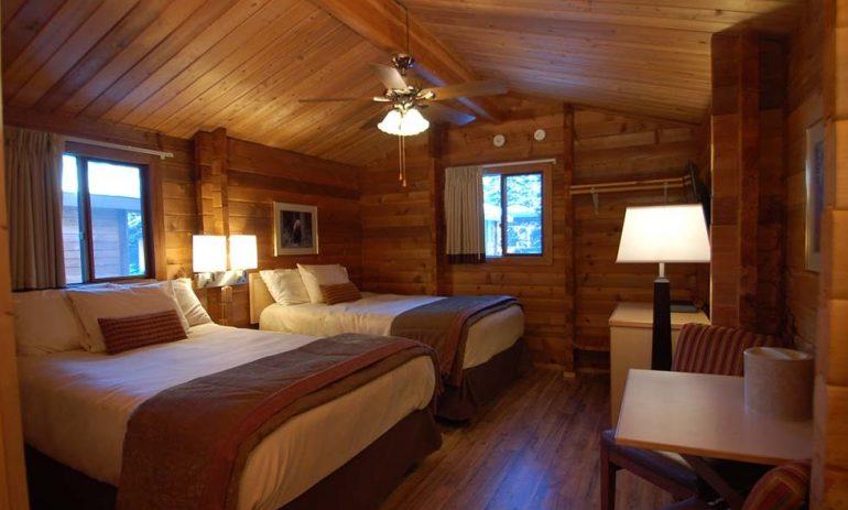 Denali Cabins 2
