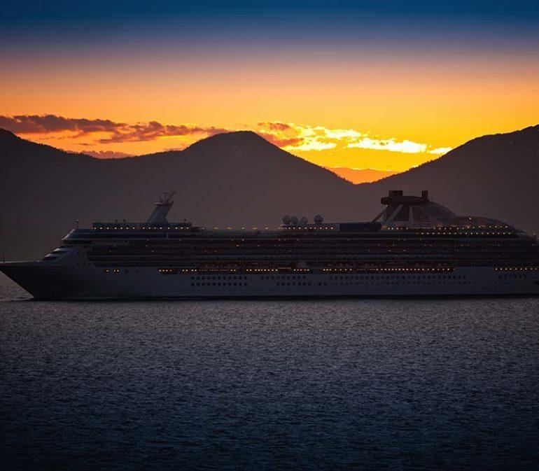 Cruise Sunset