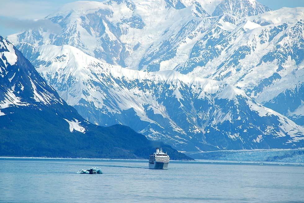Cruise Landscape
