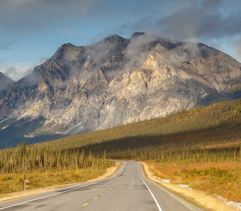 Hwy Alaska 2