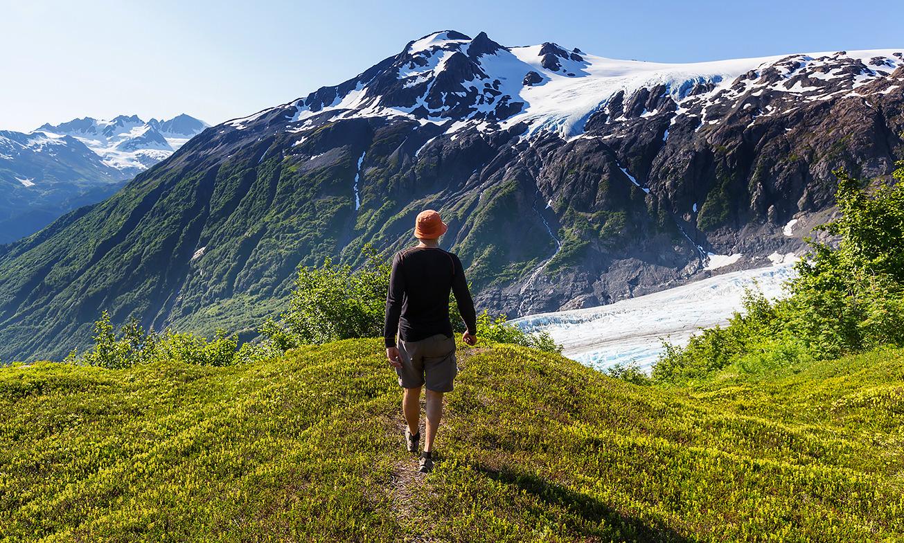 Wandelen Alaska 4